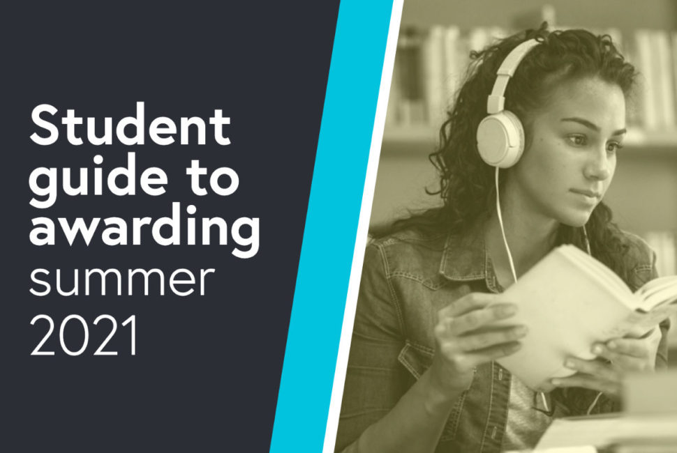 Student Guide to Awarding Grades this Summer