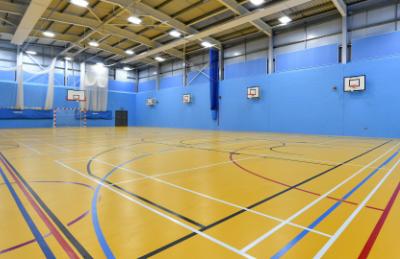 Wrotham School Sports Hall