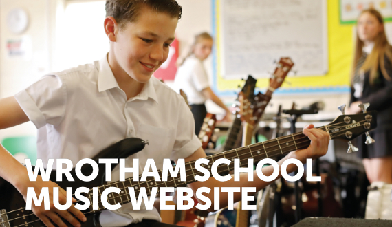 Wrotham School Music Website