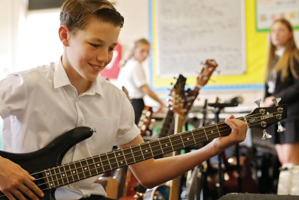 Music at Wrotham School